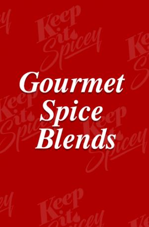 Gourmet Spice Blends