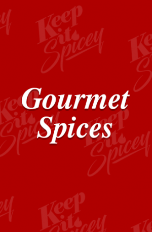 Gourmet Spices